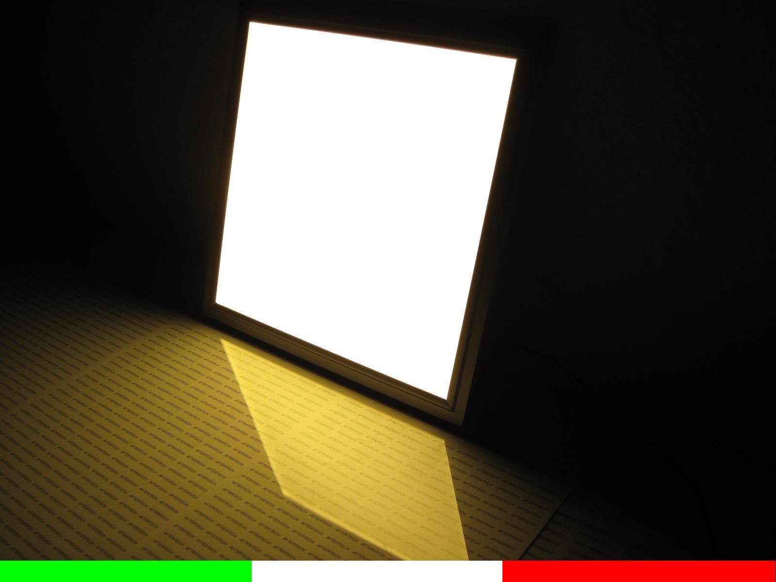 Plafoniera Led A Soffitto : Pannello plafoniera led w cm lampada soffitto bianco caldo