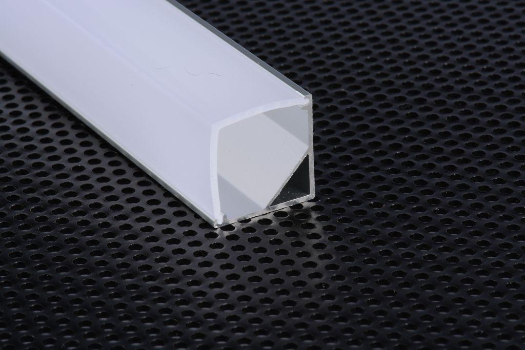2m 1616b profilo alluminio angolare per strisce strip led - Strisce led per bordo piscina ...