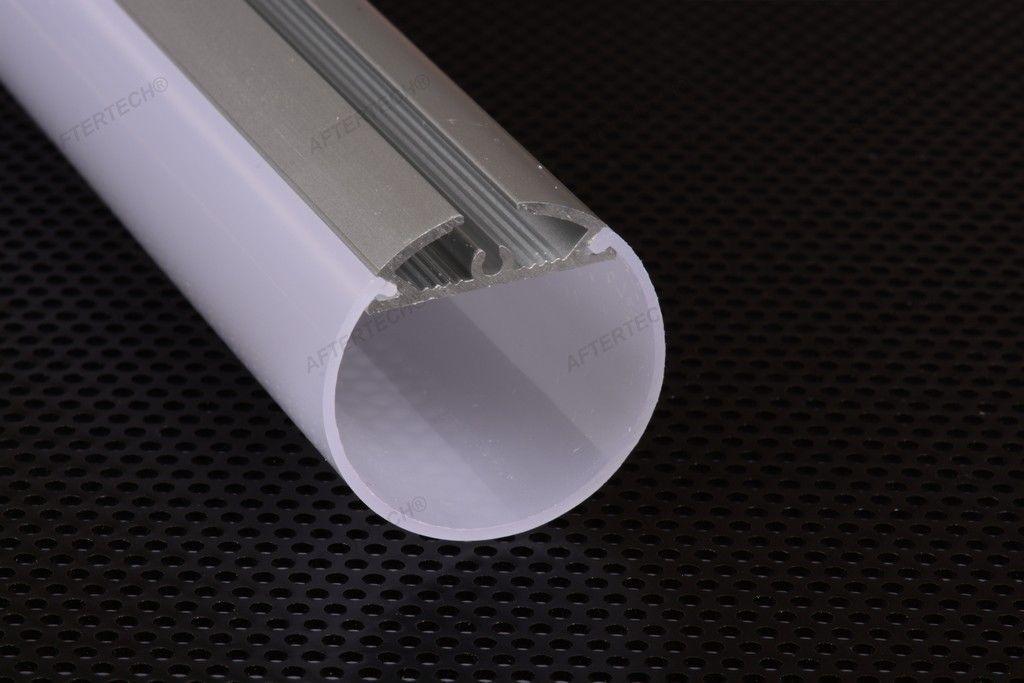 2m 3030b profilo tondo tubo alluminio 2m per strisce strip - Strisce led per bordo piscina ...