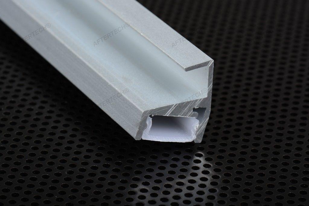 Variation of profilo alluminio per strisce strip led barra - Strisce led per bordo piscina ...