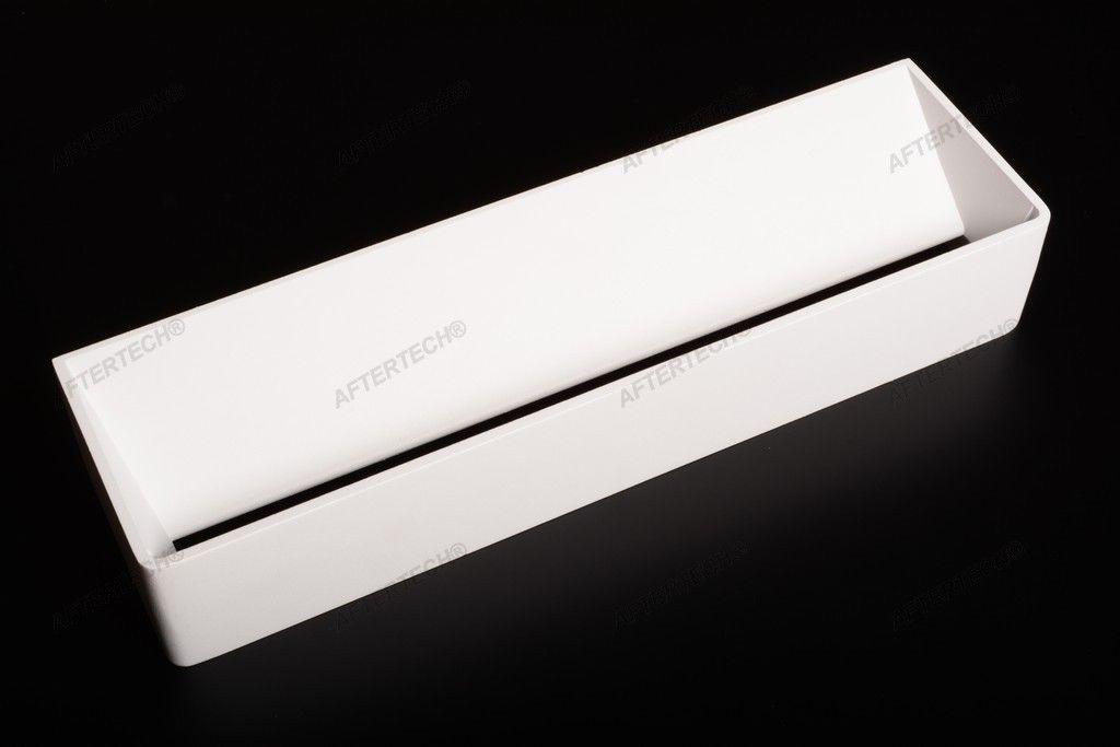 Moderna applique da parete lampada a led luce riflessa quadrata